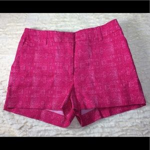 H&M dress casual pink shorts size 4